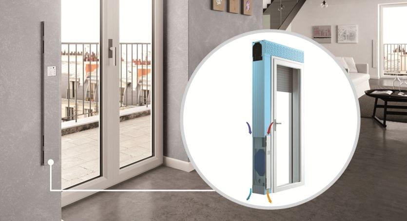 Aria condizionata ormai superata, le nuove case hanno la ventilazione meccanica