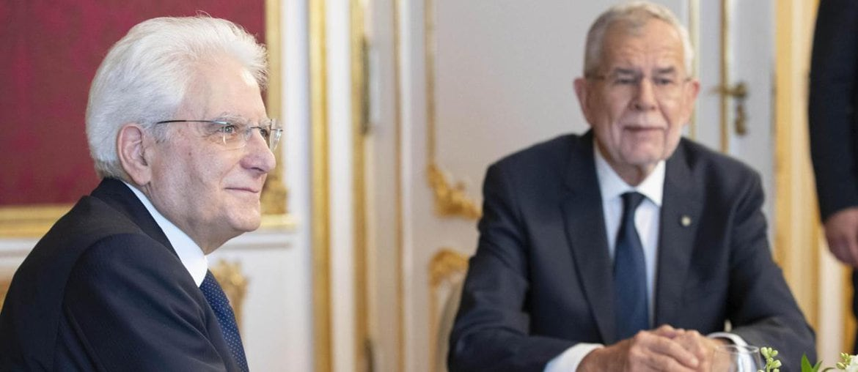 Mattarella: non vedo ragioni per la procedura d'infrazione Ue