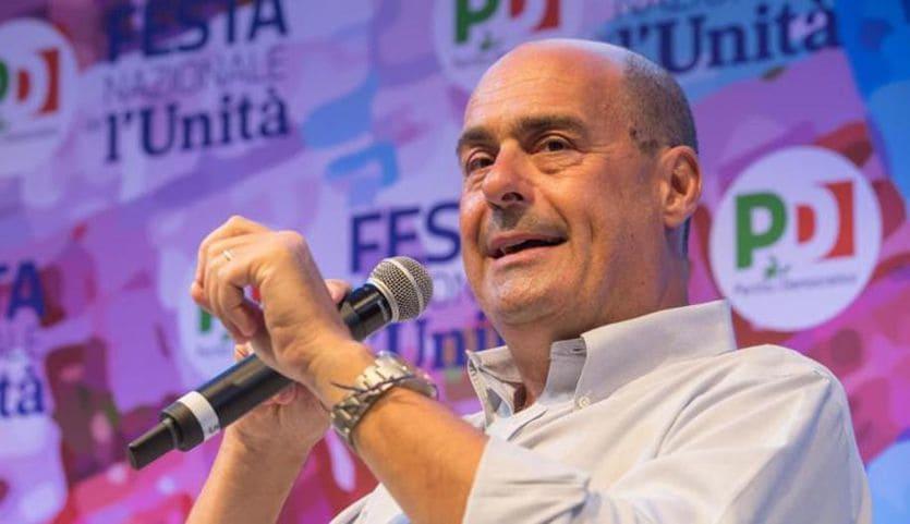 Renzi, Franceschini, Zingaretti: su M5s e governo tre linee nel Pd