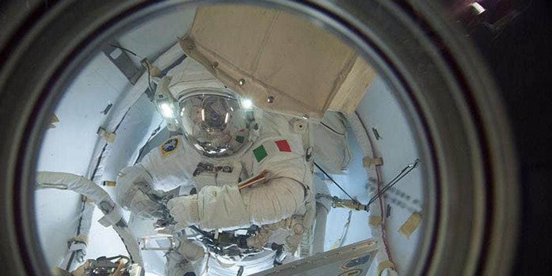 Beyond, in orbita la missione di Parmitano che guarda a Marte