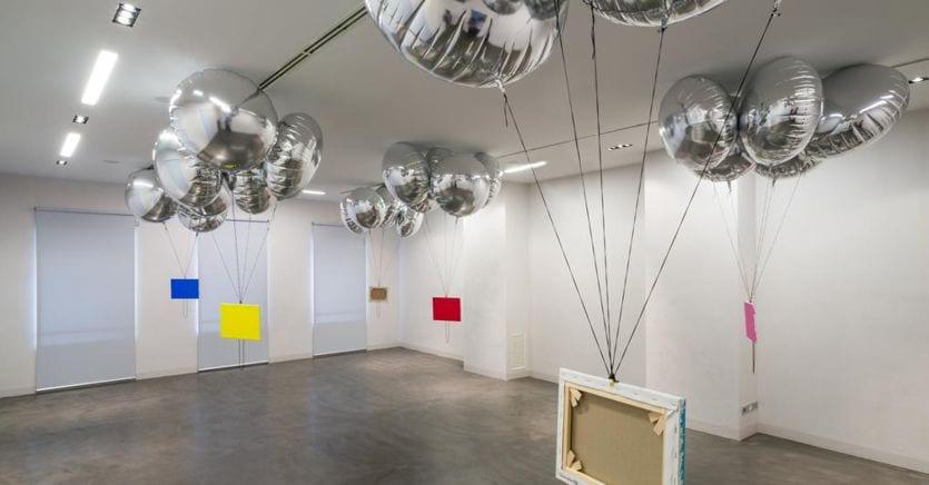 L'arte contemporanea trova spazio all'interno delle aziende