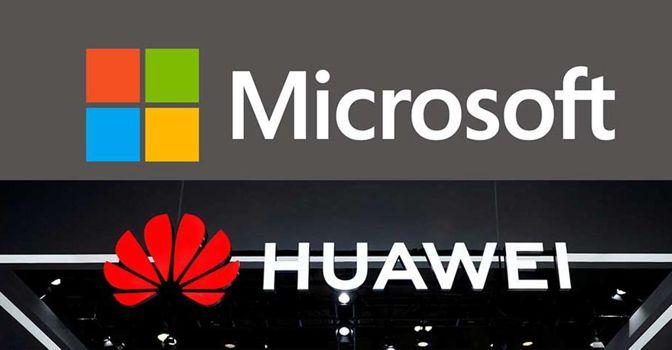 Huawei Usa Prima Schiarita Microsoft Autorizzata A Concedere Le Licenze Il Sole 24 Ore
