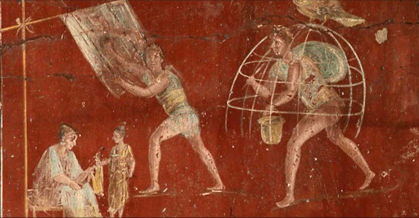 L'odore dei soldi nell'antica Pompei - Il Sole 24 ORE