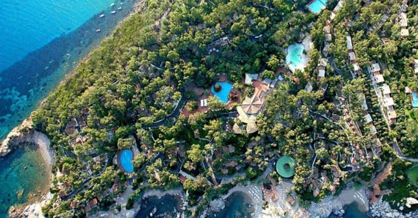 La Sardegna sale nelle classifiche globali con Forte Village e Arbatax Park
