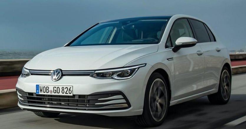 Volkswagen Golf 8, ecco tutti prezzi versione per versione