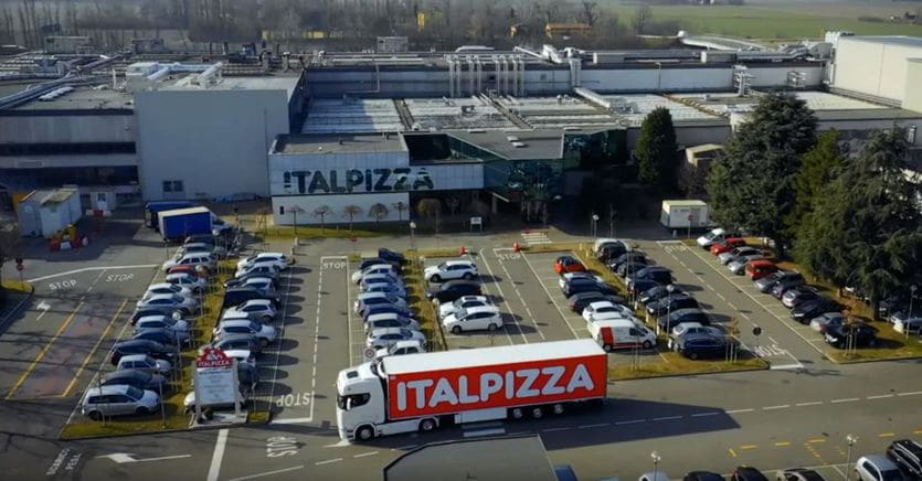 Il leader delle pizze surgelate Italpizza rileva il 30% dei gelati vicentini Italgelato