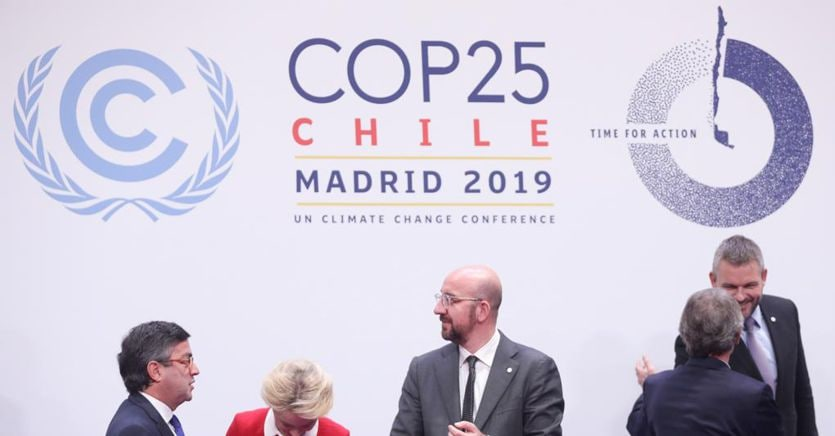 Clima, via al summit di Madrid. Guterres (Onu): «Per ora sforzi insufficienti»