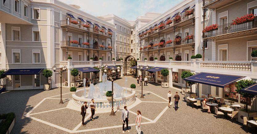 L'ospitalità di Cagliari si arrichisce di Palazzo Doglio