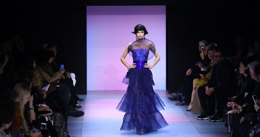 Da Chanel ad Armani è l'ora di una quieta, sofisticata spettacolarità