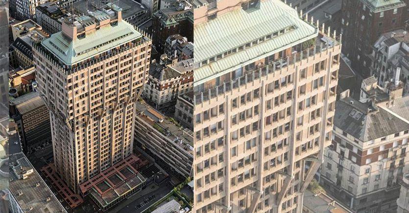 Il colosso immobiliare Hines si aggiudica la Torre Velasca di Milano