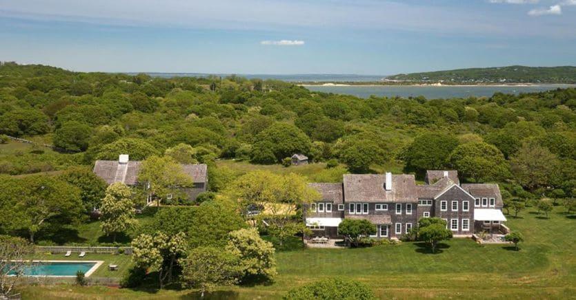 Resta senza compratori la villa dei Kennedy a Martha's Vineyard