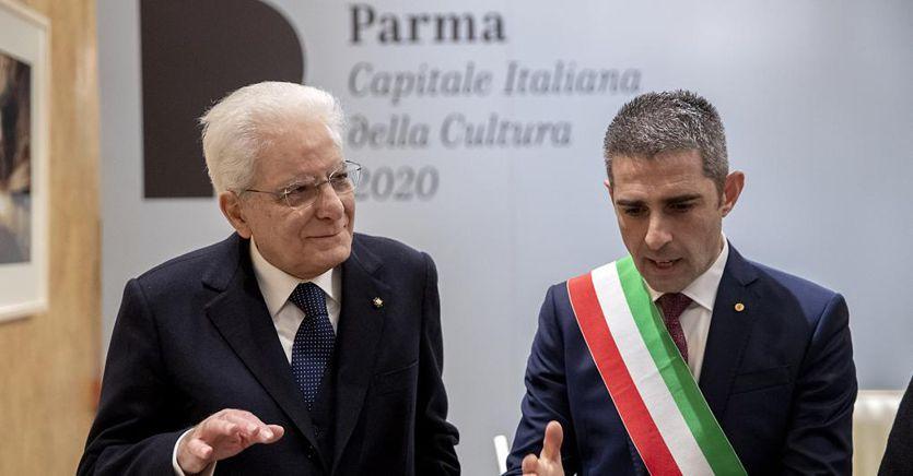 Mattarella: la cultura si sviluppa nel dialogo