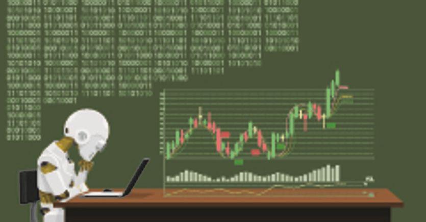 """Borse: il """"freddo"""" robot trader non teme la guerra e calma il mercato"""