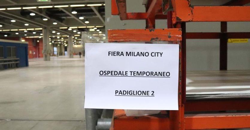 Coronavirus Tra 10 Giorni Al Via La Terapia Intensiva Alla Fiera Di Milano Il Sole 24 Ore