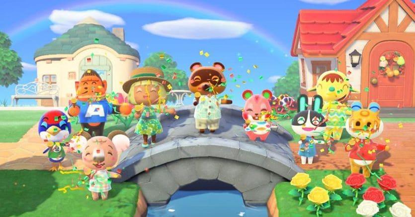 Fuga nell'Isola che non c'è su Animal Crossing, il videogioco del mondo felice
