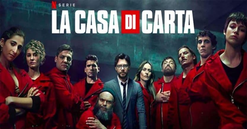 Le cinque serie tv da non perdere in aprile. Ritorna la Casa di Carta