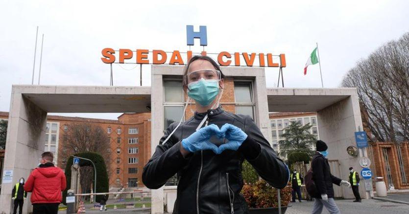 CoronaVirion: in Italy Oltre 100mila totali, ma i contagi rallentano e c'è il Records di guariti: 1.590. I Morti SoNo 11.591 (+7,5%) thumbnail