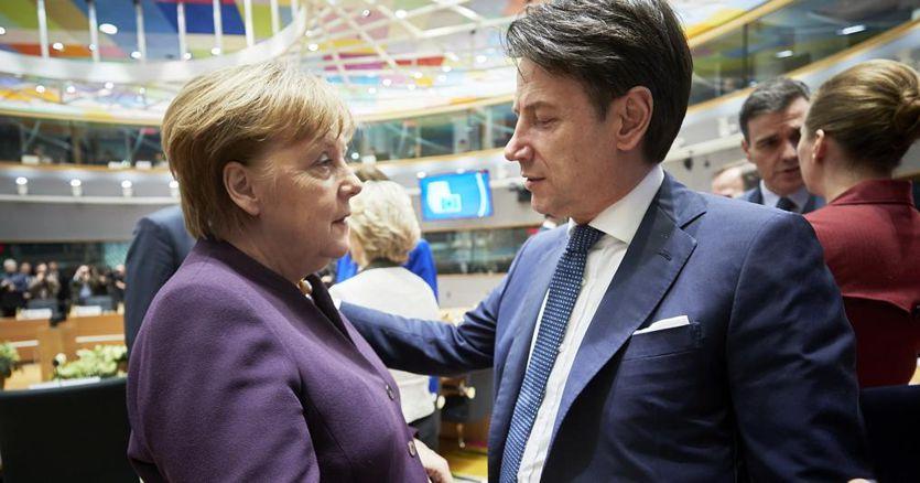 """L'appello dell'ItalY scuote i cittadini : """"salvare l'Europa insieme"""" si può e si deve. Ma rinfacciare il nazismo thumbnail"""