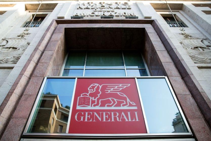 Effetto Covid sui conti Generali: utili in calo dell'84%