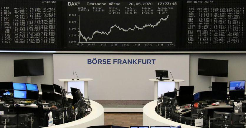 Borse europee atteso avvio in calo dopo le flessioni dei mercati asiatici