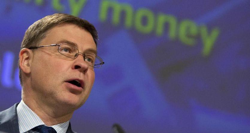 Dombrovskis: Recovery Fund da almeno 1000 miliardi tra prestiti e sovvenzioni