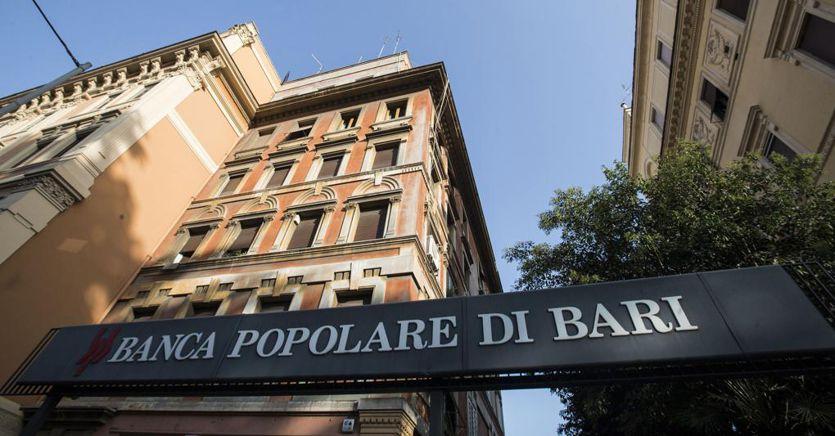 Pop Bari: banche italiane verseranno 1.170milioni per il salvataggio