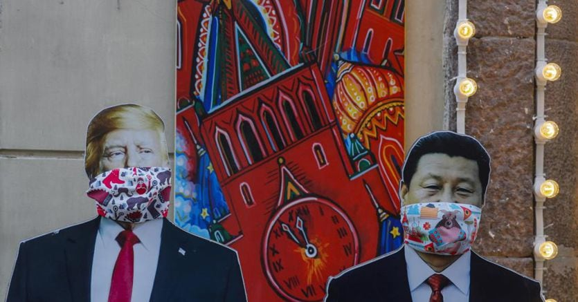 Trump, pronte misure contro la Cina per la crisi di Hong Kong