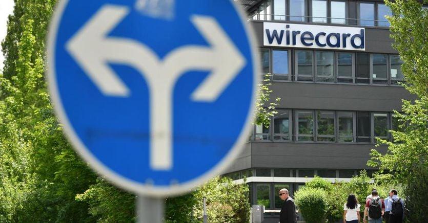 """Maxi rimbalzo a Francoforte per Wirecard, la fintech """"continua l'attività"""""""