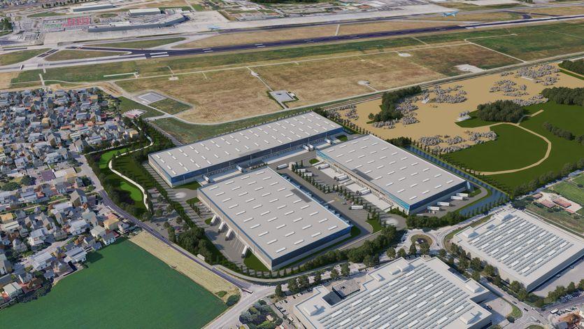 Scannell Properties sviluppa un nuovo polo logistico a Bologna