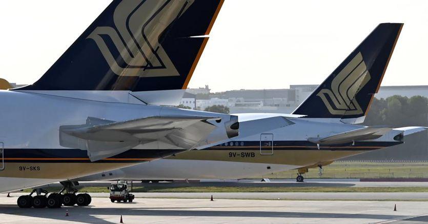 Singapore Airlines, ancora aiuti di Stato