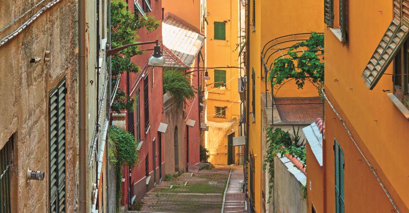 Scrivere guardando Genova