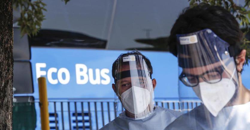 Coronavirus, oggi in Italia 289 nuovi casi e 6 morti thumbnail