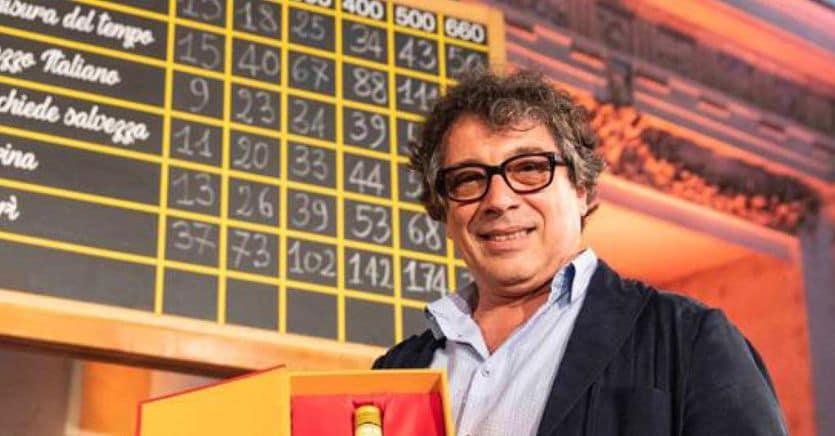 Sette autori per sette sere, Sandro Veronesi è a Perdasdefogu