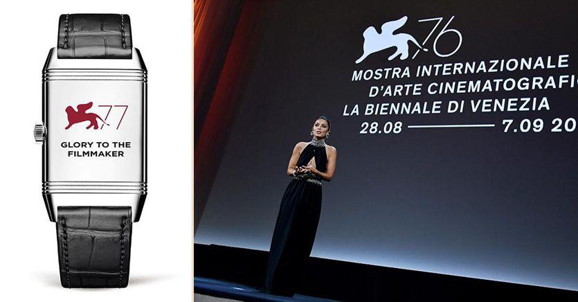 Cinema&lancette, Jaeger-LeCoultre conferma il sostegno alla Mostra di Venezia 2020