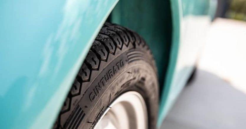 Pirelli Collezione: arriva il nuovo Cinturato per la Fiat 500 storica