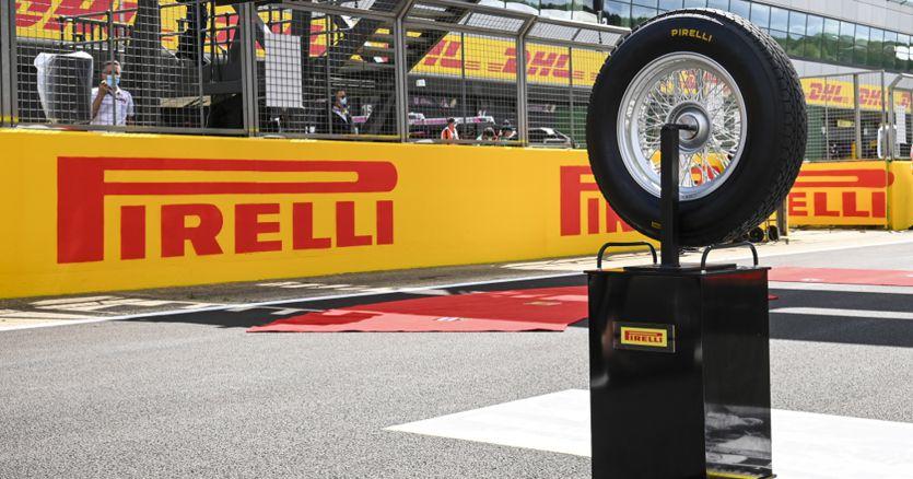 Dopo 70 anni, torna in pista Pirelli Stella Bianca