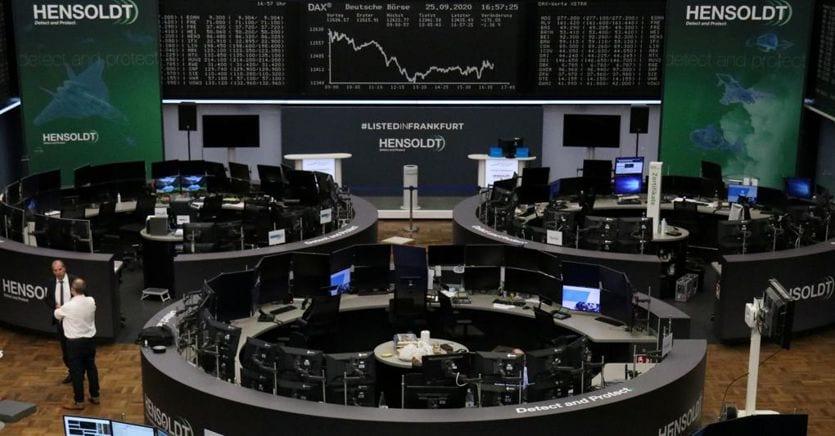 Borse europee positive con fiducia su ripresa Cina, a Piazza Affari bene le banche thumbnail