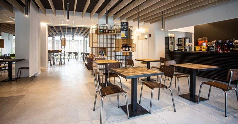 A Venezia nasce Humus l'hub gourmet nel campus universitario per studenti e smart worker