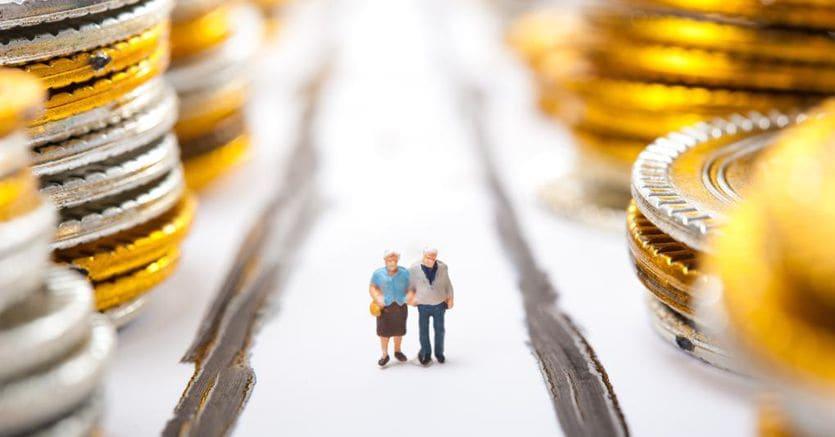 Nessun intervento rivalutazione pensioni