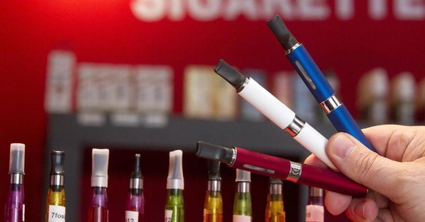 Niente rincari per le sigarette elettroniche