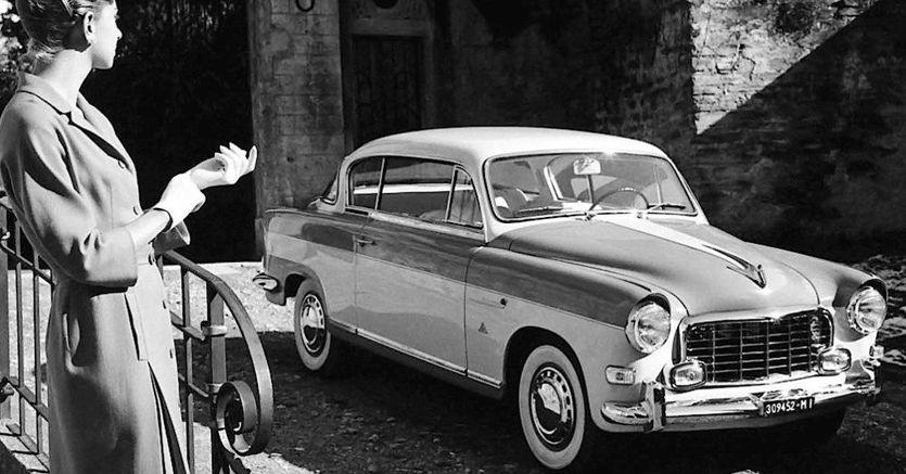 Fiat 1400 e 1900, l'intramontabile e magica atmosfera degli Anni 50