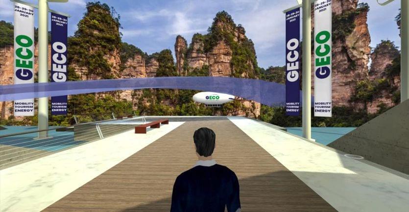 La fiera della sostenibilità diventa virtuale:tra gli stand si gira con l'avatar