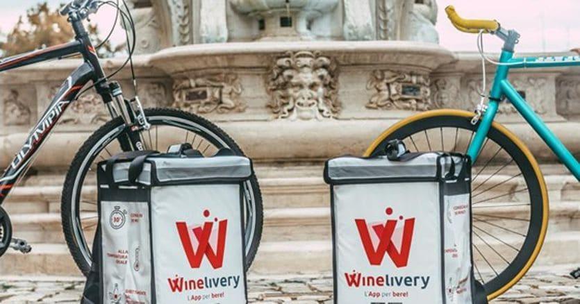 Winelivery, l'app di consegne chiude l'anno con +600% di fatturato