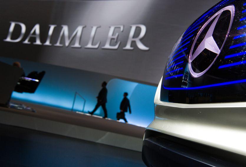 A Francoforte accelera Daimler, trimestre oltre le attese grazie alla Cina