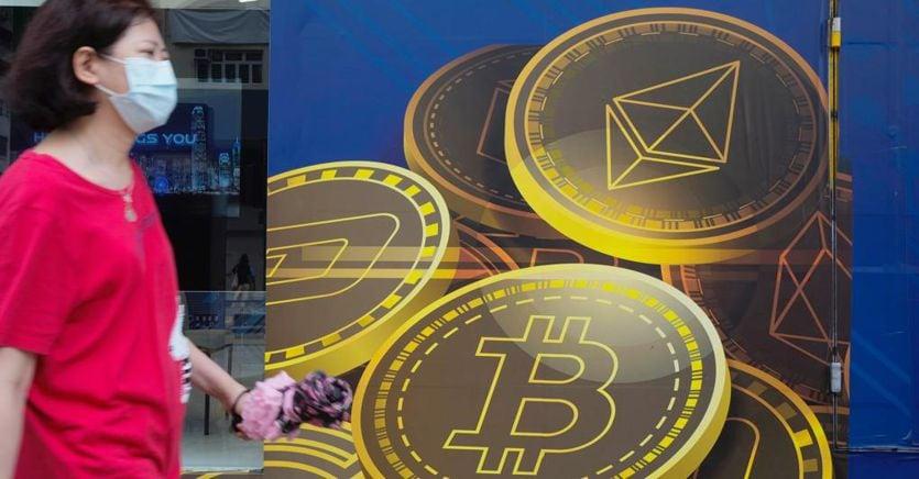 Pechino richiama le banche: stop alle criptovalute. Bitcoin e Tether ai minimi