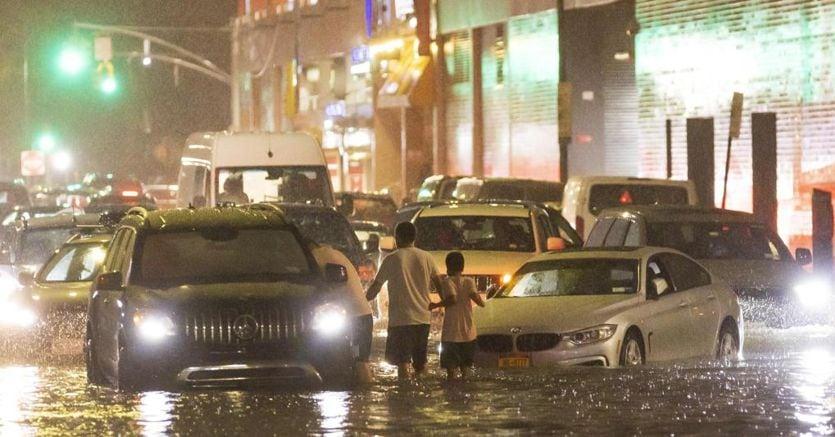 Hurricane Ida, in New York was an emergency.  A dead man in New Jersey