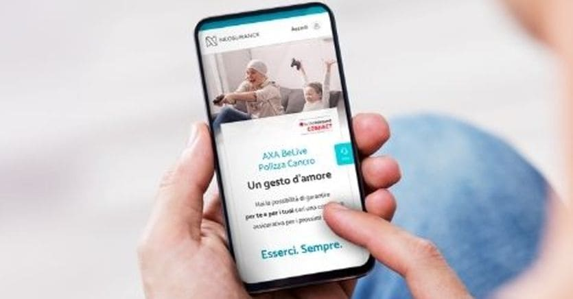 Neosurance with Axa launches the digital fixed.premium cancer policy