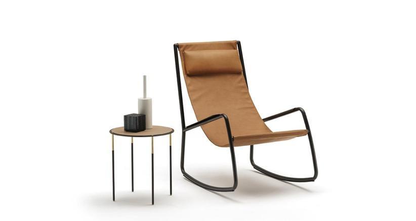 Sedia A Dondolo Inventore.Il Design Reinventa Le Sedie A Dondolo Il Sole 24 Ore