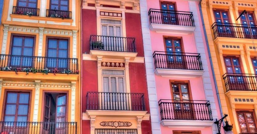 Barrio del Carmen a Valencia