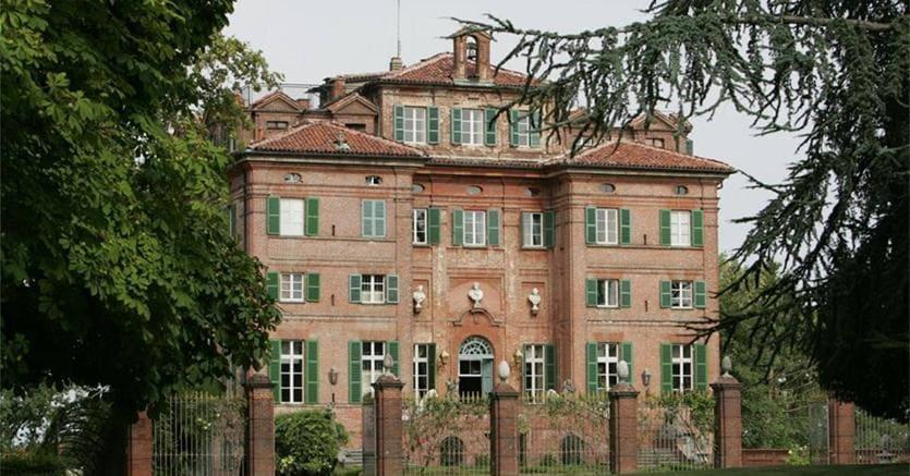 Il Castello di Castagneto Po è tra i palazzi nel portafoglio di Christie's